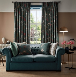 Luxury Made-to-Measure Curtains from Karida Living